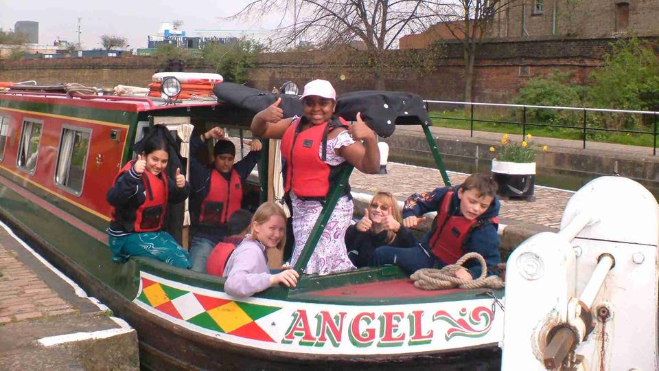 Islington Canal Trips